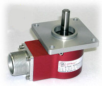 temperature effects optical encoders, qdh20