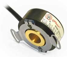 qd200, edge determination for rotary encoders
