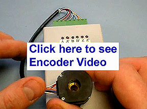 portable incremental encoder tester, incremental encoder tester