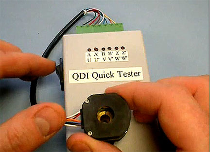 Build an Incremental Encoder Quick Tester - Quantum Devices